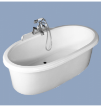 2200 Majesty 34 x 65 Free Standing Tub
