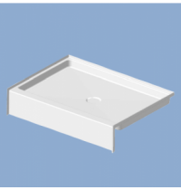 "5121 Carmel 48"" Shower Pan"