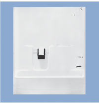"56031 Atlantis 60"" One Piece Tub Shower"