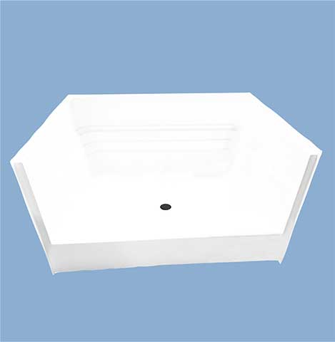 5054 Renzie 42 x 53 Shower Pan