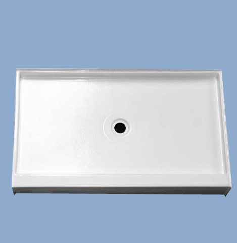 "5123 Panorama 60"" Shower Pan"