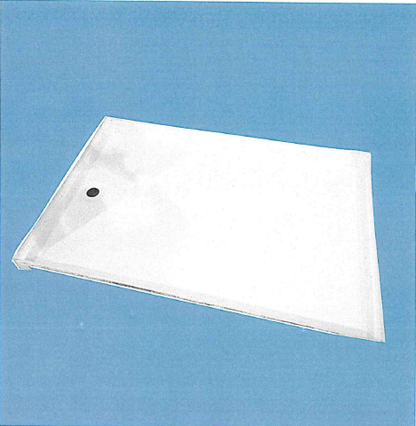 5126 Shiloh 48 x 72 Shower Pan