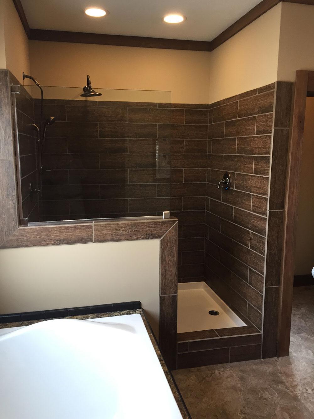 5126 Shiloh 48 X 72 Shower Pan Baymont Bathware